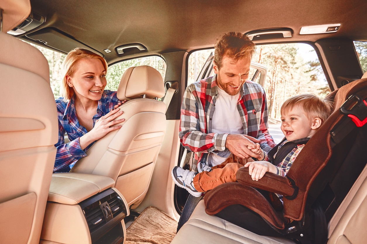 Voyager en voiture avec bébé : nos conseils