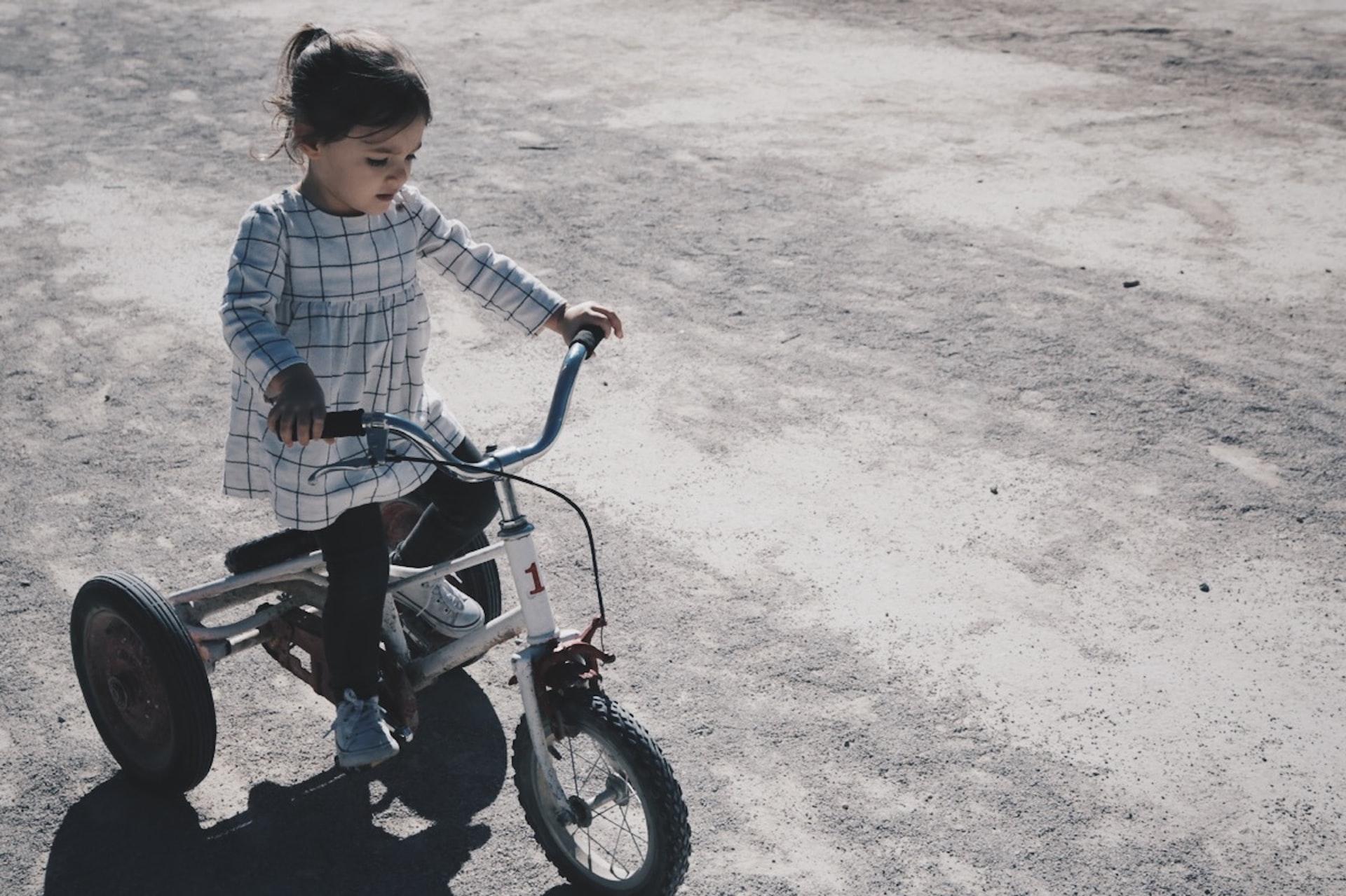 Choisir un tricycle pour mon enfant